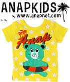 ベアー&BIGロゴプリント2wayデザインTシャツ