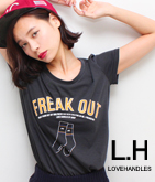 """FREAK OUT TEE""���å����ץ���T�����"