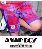 ANAPメッシュバスケット風ハーフパンツ(別売りSET)