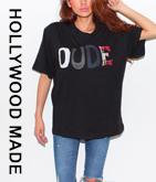 HWM DUDE Tシャツ