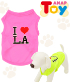 『I LOVE LA』 DOGウェア