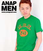 『N.B.S.』プリントTシャツ