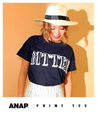 「BITTER」プリントBIGTシャツ
