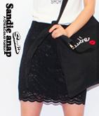 スカラップレーススカート(別売りSET UP)